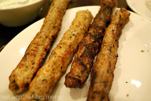 Seekh kebab £1 per roll