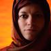 Portret met hoofddoek-4767 © Bart Plessers