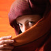Portret met hoofddoek-4808 © Bart Plessers