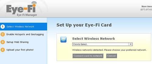 Eye-Fi Select Wireless 3