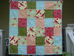 Baby Quilt photo by Superbecca