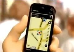 Nokia 5800 XpressMusic GPS navigation