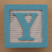 Educational Brick Letter Y