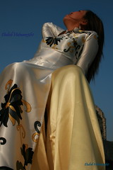 Aodai - Vietnamese national costume photo by DulichVietnam360°