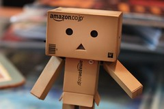 danbo! photo by Julia Burke
