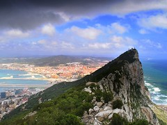on the rock - Gibraltar photo by mujepa