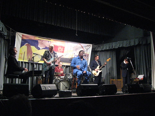 Mud Morganfield and Big Joe Louis and the Blues Kings