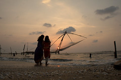 Sea shore photo by AgniMax