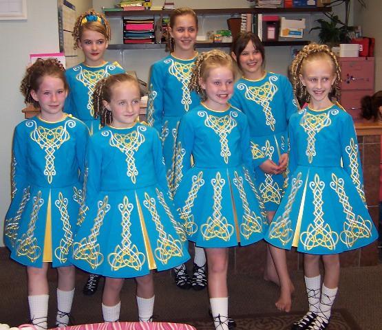 Irish Dance Dresses. – Contract manufacturer of Irish dance dresses.
