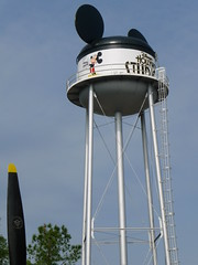 Disney Hollywood Studios Water Tower