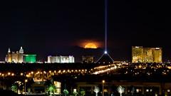 Full Moon Over Vegas photo by j00zt1n
