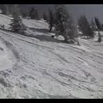 Targhee - Skiing the nipple