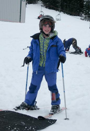 Harvey Skiing