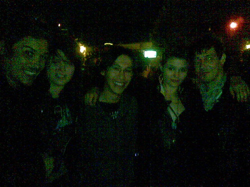 Me & The Dø & The Kills @ Devilles Pad, Perth