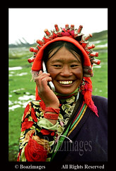 FACES OF TIBET photo by BoazImages