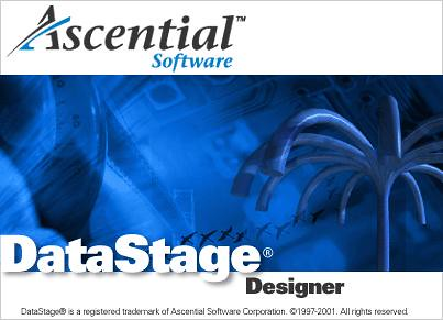 datastage 5.1 splash screen