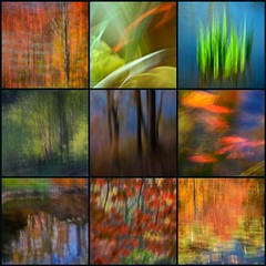 Impressionist Collage by justbelightful