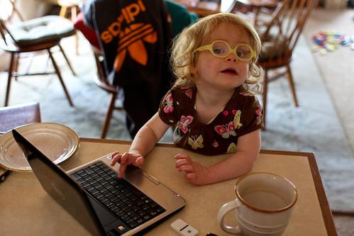 """Amelie """"I&squot;m a PC"""""""