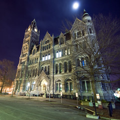 Old City Hall, Richmond Virginia photo by Sky Noir