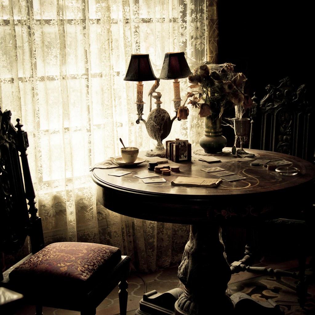Dark Disney : Ghost Poker photo by Gilderic Photography
