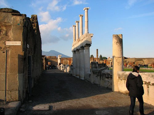 Pompeii, Destroyed AD79