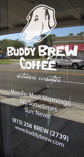Buddy Brew Coffee Store Front