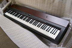 Yamaha P155 P-155 Unbox