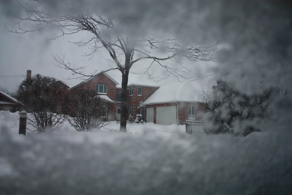Frozen In
