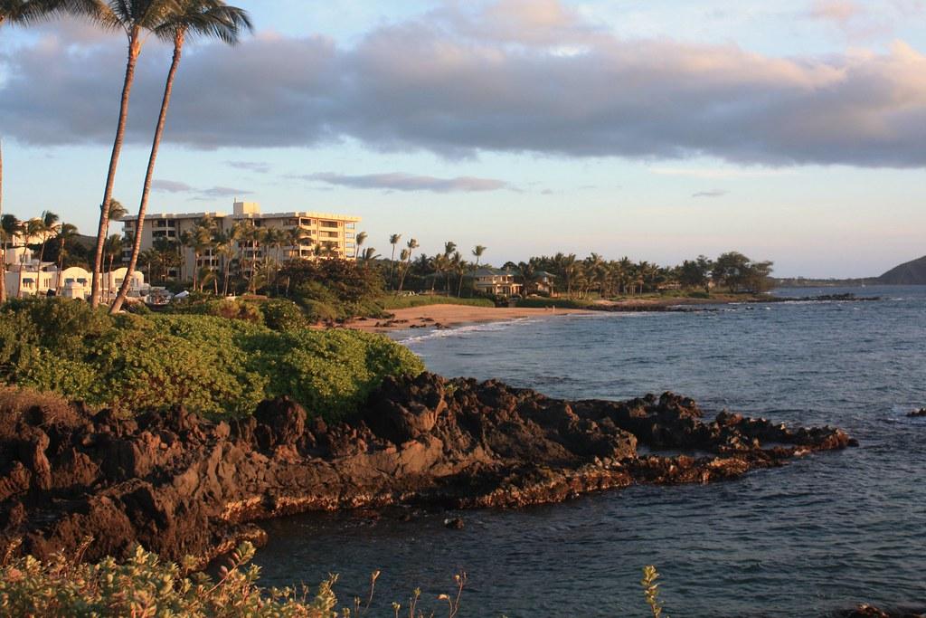 South Maui at Dusk