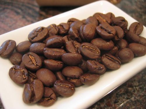 kavos pupelis