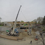Construction site as of May 14, 2015.