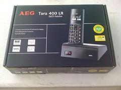 Telefon AEG Tara 400 LR