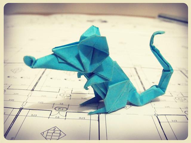 Оригами из бумаги своими руками посложнее