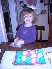 Easter Egg Making