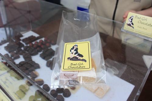 Bad Girl Chocolates