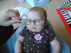 Papa's Glasses