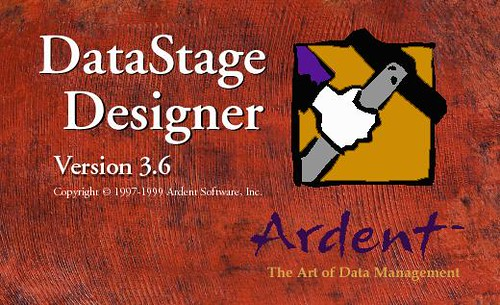 datastage 3.6 splash screen