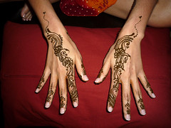 D's bridal mehndi photo by kenzilicious