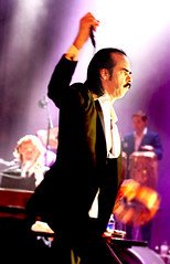 Nick Cave photo by kirstiecat