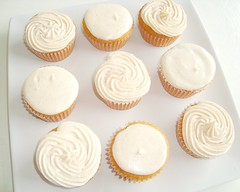 Snickerdoodle Cupcakes photo by DolceDanielle