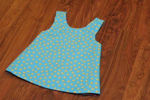 Reversible Dress (12-18 Months)