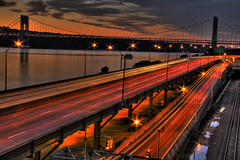 GEORGE W. BRIDGE photo by ZUCCONY