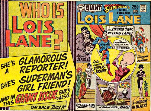 Lois Lane 95 promo