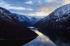 Fjords of Norway photo by Atle Rønningen