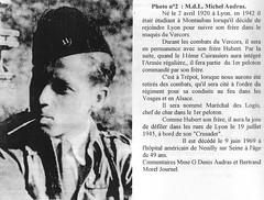 11e Cuirassiers - Michel Audras-Maquis du Vercors - Fonds Gérard Galland