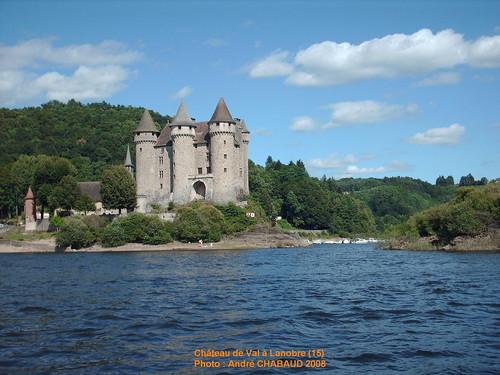 Château de Val à Lanobre (15) 5