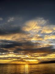 Diakofto, Sunrise photo by Giovanni C.