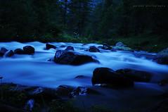 Night river photo by Garpez***