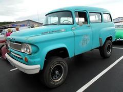 1963 Dodge W100 Town Wagon
