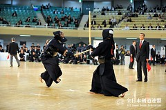 60th All Japan Police KENDO Tournament_009